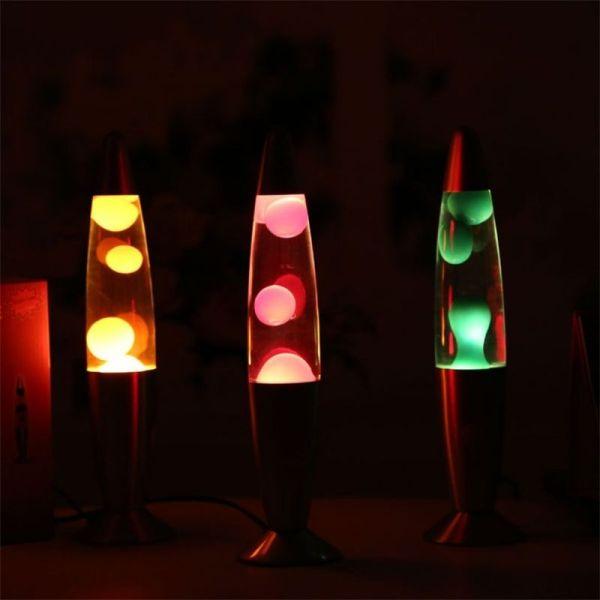 Lava Lamp Night Light
