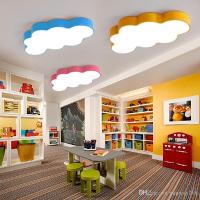 Discount Led Cloud Kids Room Lighting Children Ceiling ...