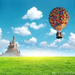 Cloud Sofa For Sale Macy S Furniture Sleeper Ful Air Balloon Backdrop Children Photo Background White ...