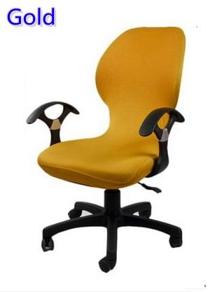 chair covers office seats folding egg set gold colour lycra computer cover fit for with armrest spandex decoration wholesale seat kitchen chairs