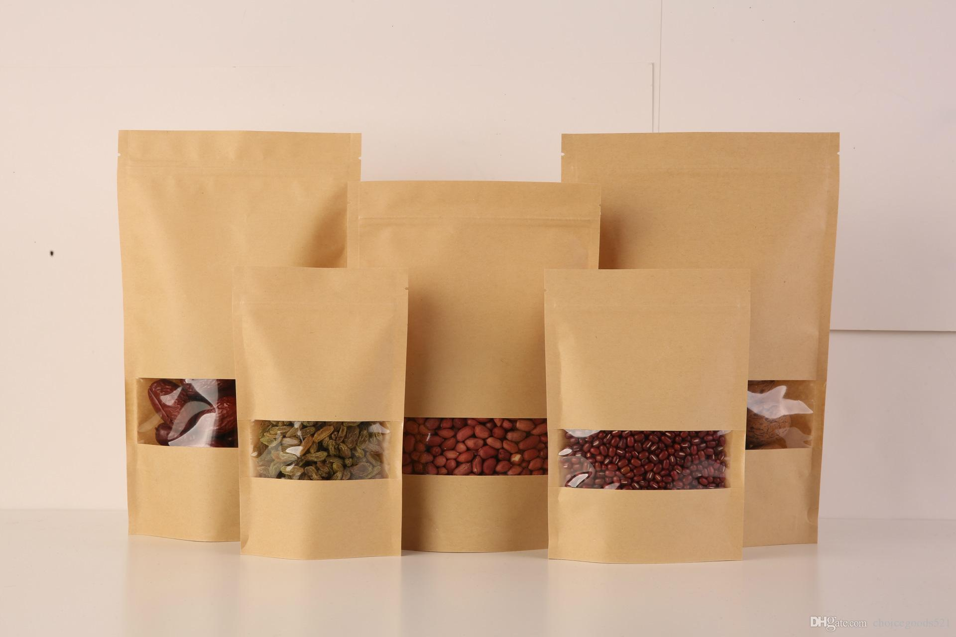 Wholesale Stylish And Cheap Brand Food Moisture Proof Bags