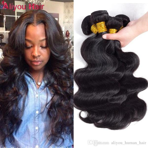 30 Brazilian Body Wave Weave Hairstyles Ponytail Hairstyles Ideas