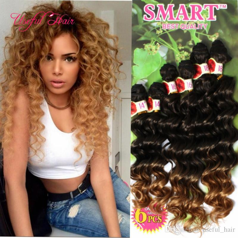 Freetress Hair Deep Wave Ripple Hair Braids Jerry Curly