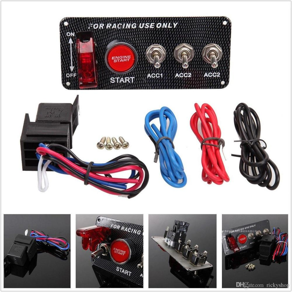 medium resolution of race car ignition switch panel wiring wiring diagram operations2019 carbon fiber race car ignition accessory engine
