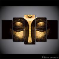 2018 Canvas Art Buddha Peaceful Hd Printed Wall Art Home ...
