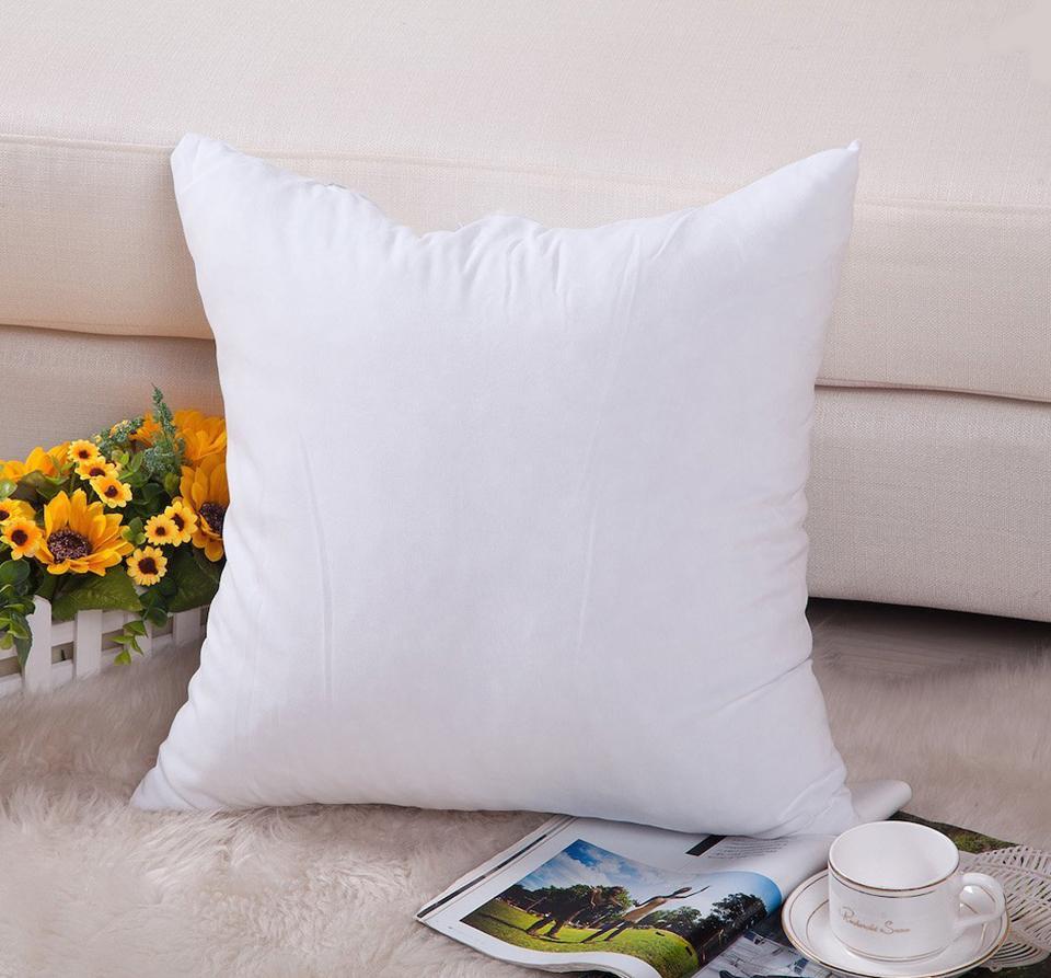 1 piece patio chair cushions desk target au 8oz plain white/natural color pure cotton canvas pillow cover with hidden zip for diy paint ...