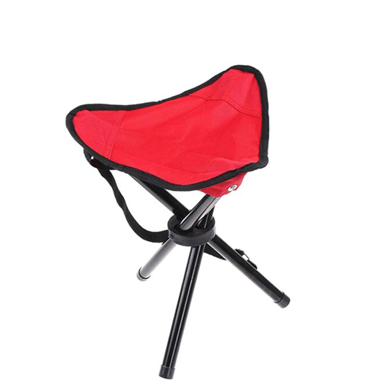 portable folding chairs hanging chair stand plans wholesale red outdoor stools foldable small size fishing picnic beach home use h193 1 metal patio furniture