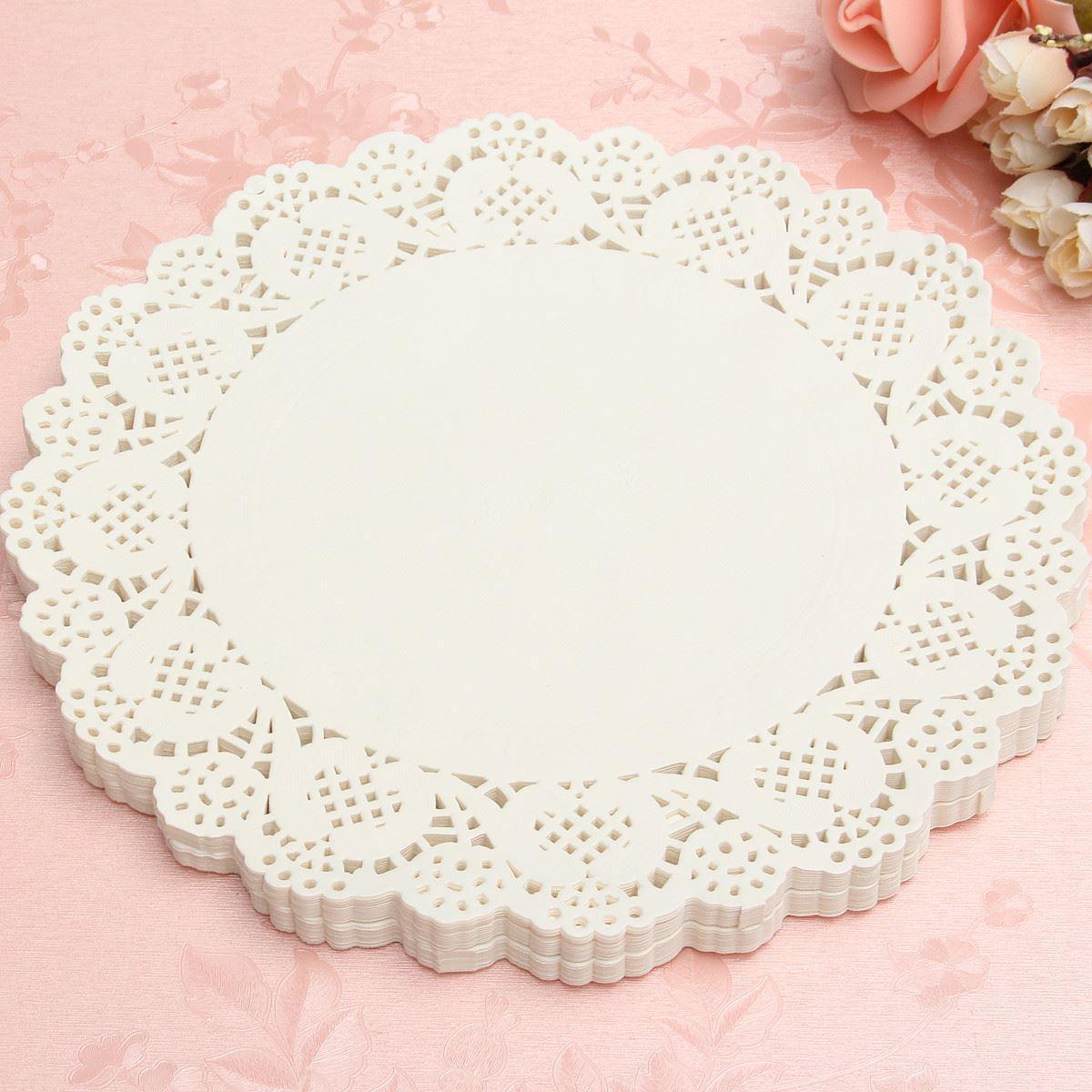 wholesale 120pcs white round
