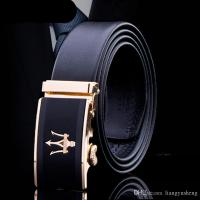 New Designer Men Crown Belt Luxury Car Automatic Fish ...