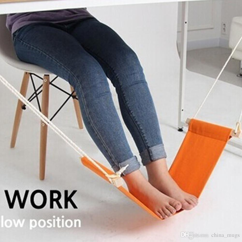 portable study chair white tufted dining chairs 2019 foot hammock office mini feet rest desk relive hamac hangmat table hang leisure hanging from china mugs 5 99 dhgate com