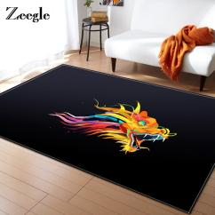 Cheap Living Room Carpets Furniture Arrangement For Long Narrow Zeegle Color Block Carpet Baby Chiid Bedroom Rugs And Brief Coffee Table Soft Floor Mat Study Area Rug Canada 2019 From Rudelf