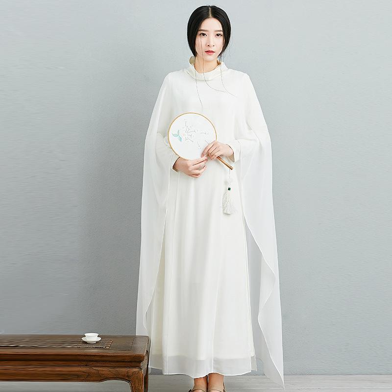 white zen chinese women