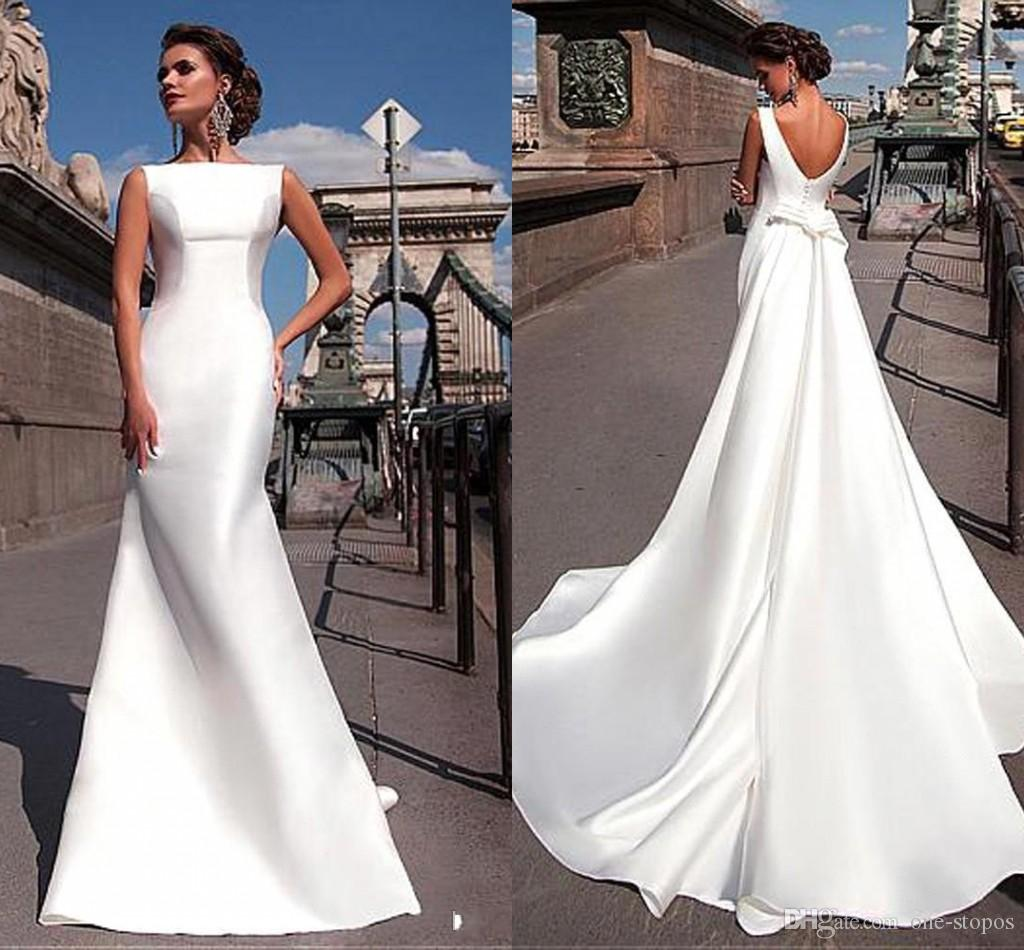 Mermaid Cut Wedding Dress  Best Dresses 2019