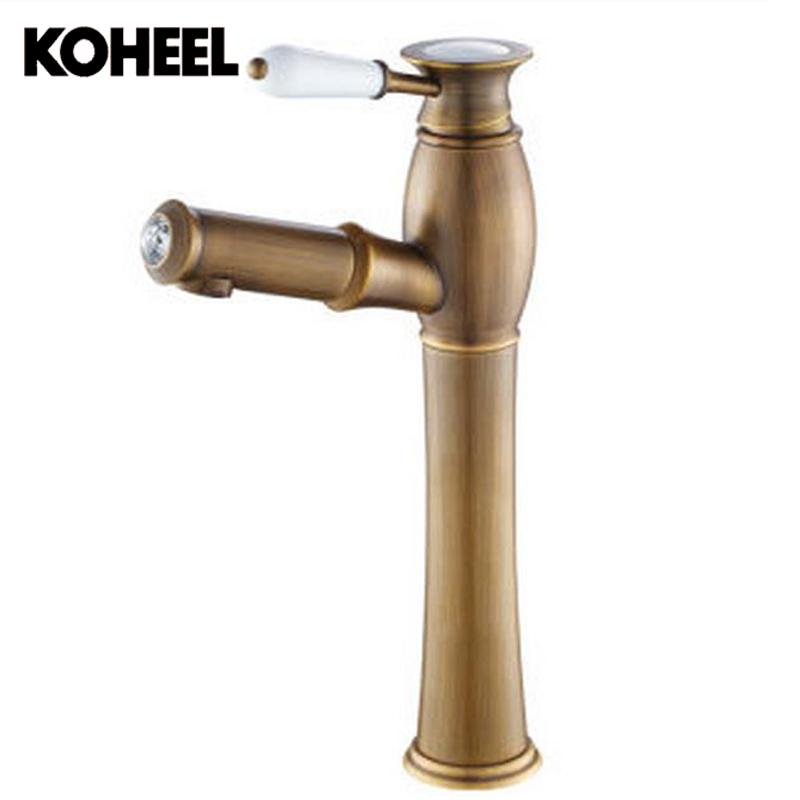 bronze kitchen faucet pull down outdoor kitchens tampa 2019 faucets high level diamond handle ceramic paint out mixer tap with bathroom from georgen
