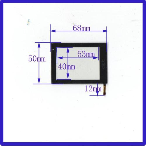 small resolution of zhiyusun new 026108 2 6inch touch screen 68mm 50mm 4 wire resistive usb touch panel overlay kit 68 50 touch screen tablet touchscreen tablet with big screen