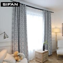 Window Curtains Living Room Decorating Small Rooms On A Budget 2019 Modern Home Decoration Fashion Fabrics For Curtain Plaid Cushion Treatment Balcony From Lazala