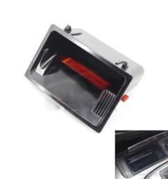 2018 car ash tray cigarette lighter box for audi a4 a5 q5 rs4 rs5 2009 2010 [ 1000 x 1000 Pixel ]