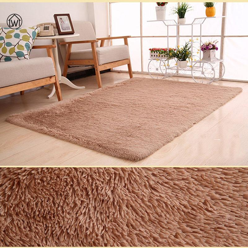 cheap living room carpets large canvas art for india home textile carpet big size mat long hair sofa bedroom rug table 40 60cm 80 200cm pad morden canada 2019 from carmlin
