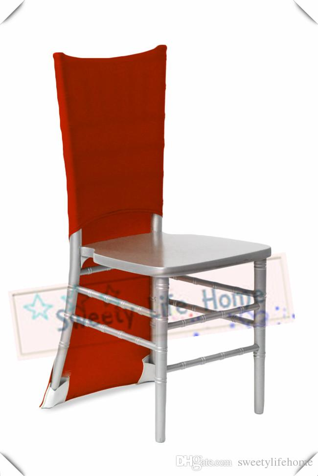 chair caps covers red chairs canada lycra spandex chiavari wedding strech outdoor for party events decorations slipcovers couch buy