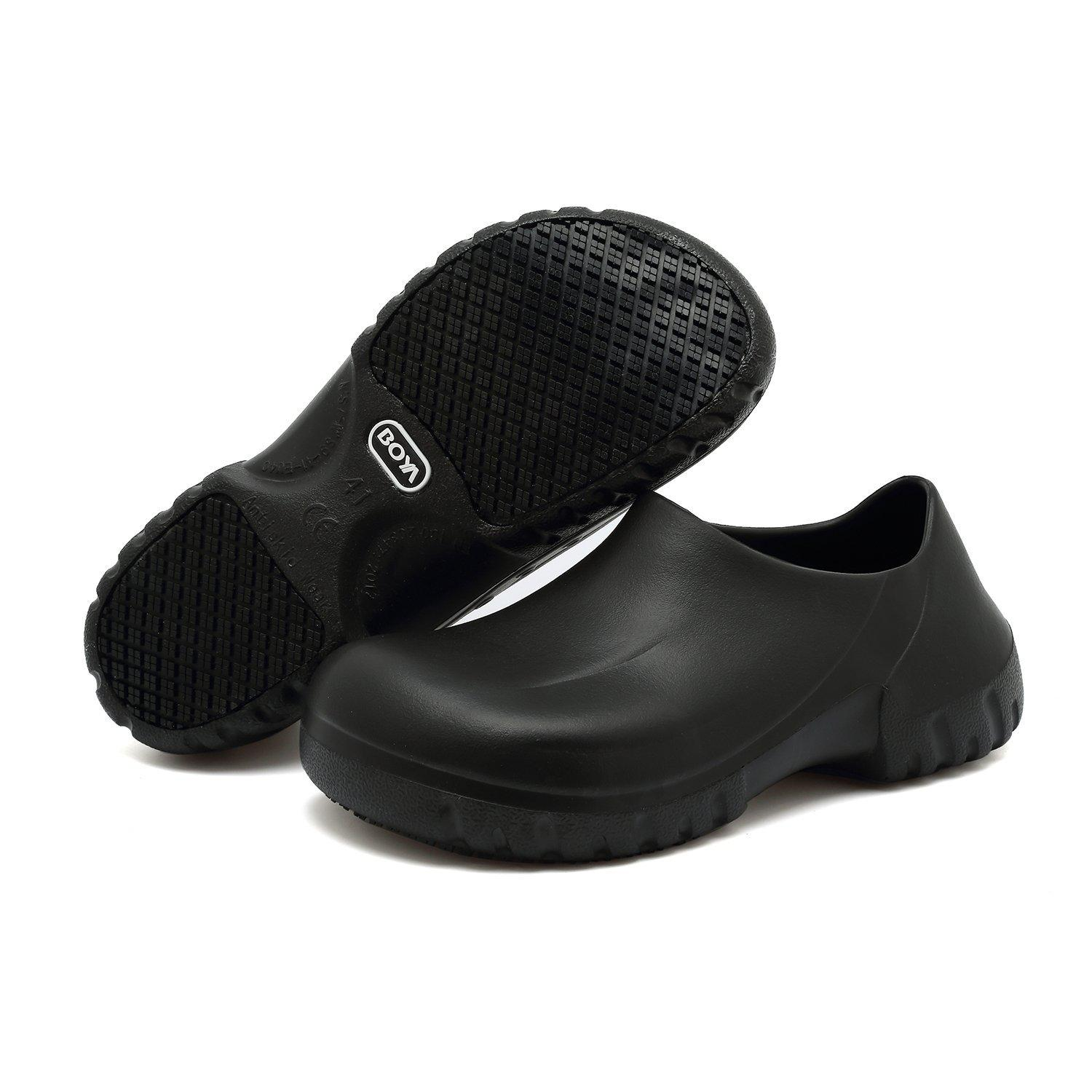 shoes for work in the kitchen concrete countertops 2019 slip resistant women men black non nurse chef on from henty 46 23 dhgate com