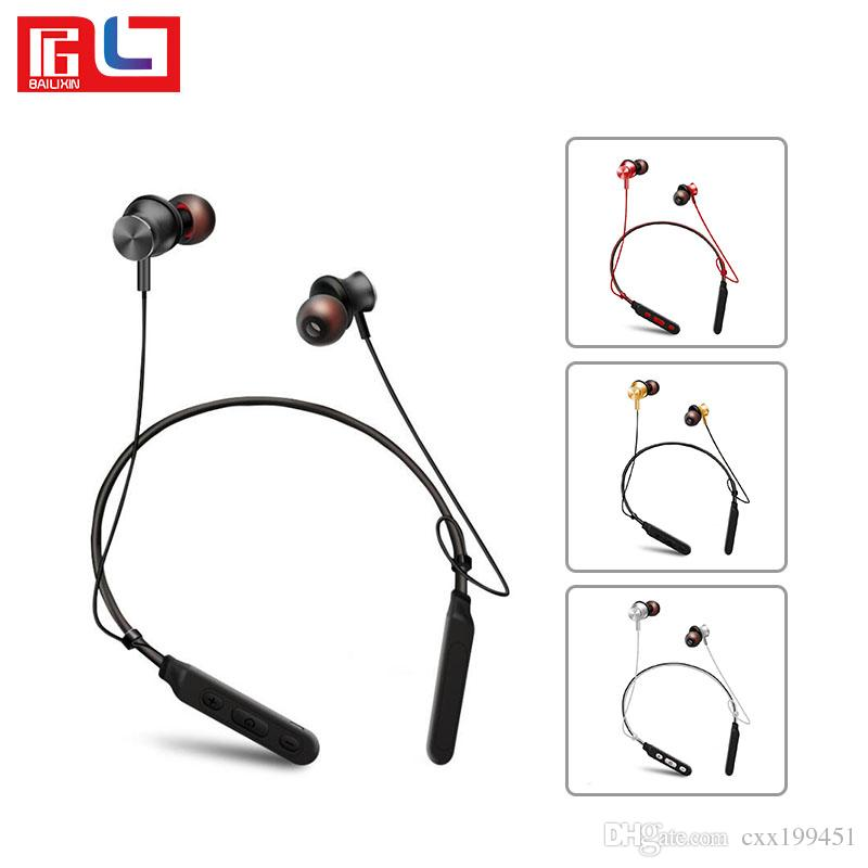M8 Wireless Bluetooth Headset Neck Support Magnetic Sport