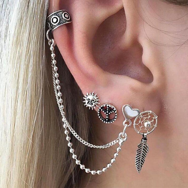 Cool Stud Earrings For Girls