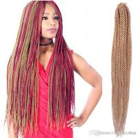 Best Zury Sis Crochet Braid Senegalese Twist Braiding Hair ...