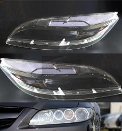 2019 for mazda 6 2003 2004 2005 2006 2007 car headlight headlamp clear lens auto shell cover driver passenger side auto shell from david2014620  [ 1000 x 1000 Pixel ]