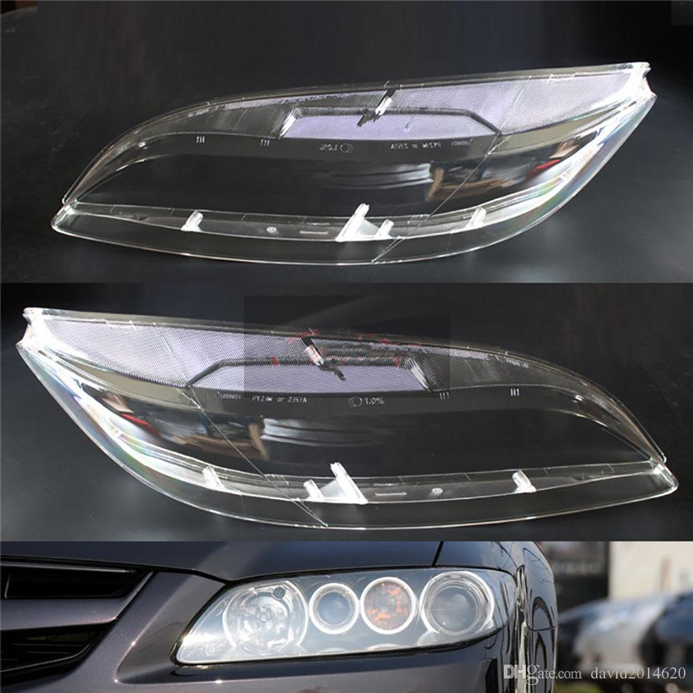 medium resolution of 2019 for mazda 6 2003 2004 2005 2006 2007 car headlight headlamp clear lens auto shell cover driver passenger side auto shell from david2014620