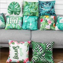 100 Polyester Sofa Throws Marco Gray Chaise 45 45cm Home Throw Pillowcase Tropical Rainforest Cheap Cute Animal Pillow Case Wholesale Best Ruffled Cases