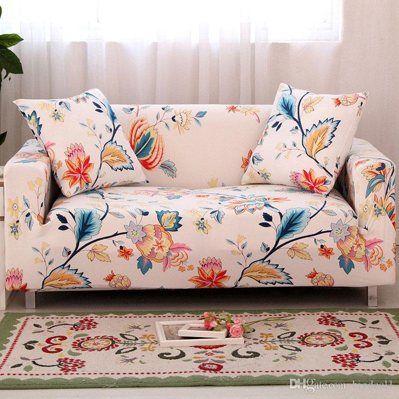 single couch chair cover white wicker rocking canada flower slipcover sofa tightly all inclusive wrap double three four seat elasticity 2 seater dining
