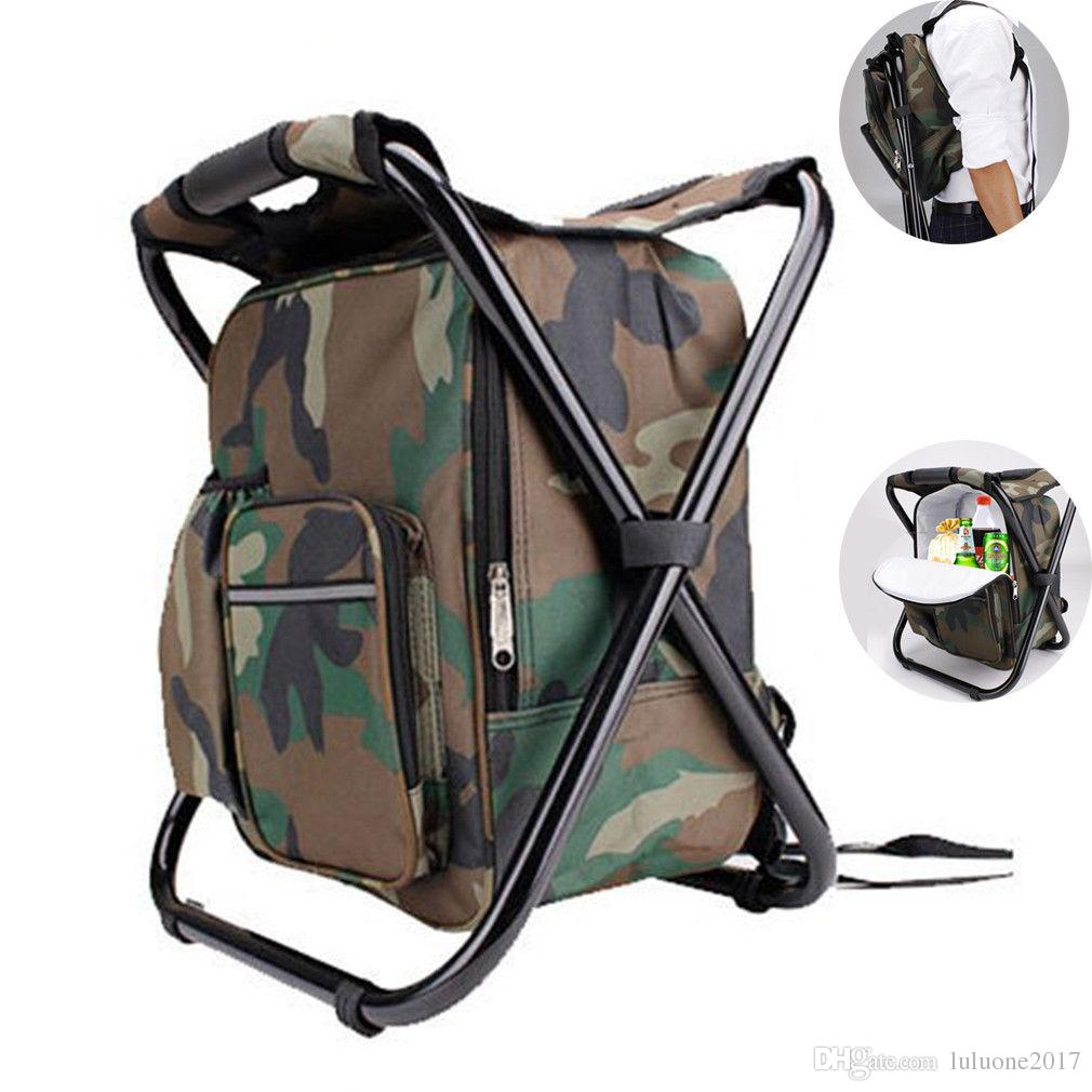 fishing cooler chair pod ikea 2019 folding camping stool backpack built in bag waterproof outdoor indoor insulation portable thermal from
