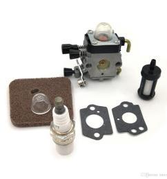 2019 carburetor spark plug fuel filter air filter primer bulb for stihl fs38 fs45 fs45c fs45l fs46 fs46c fs55 fs55c fs55r fs55rc km55 trimmer from xincong  [ 1200 x 1200 Pixel ]
