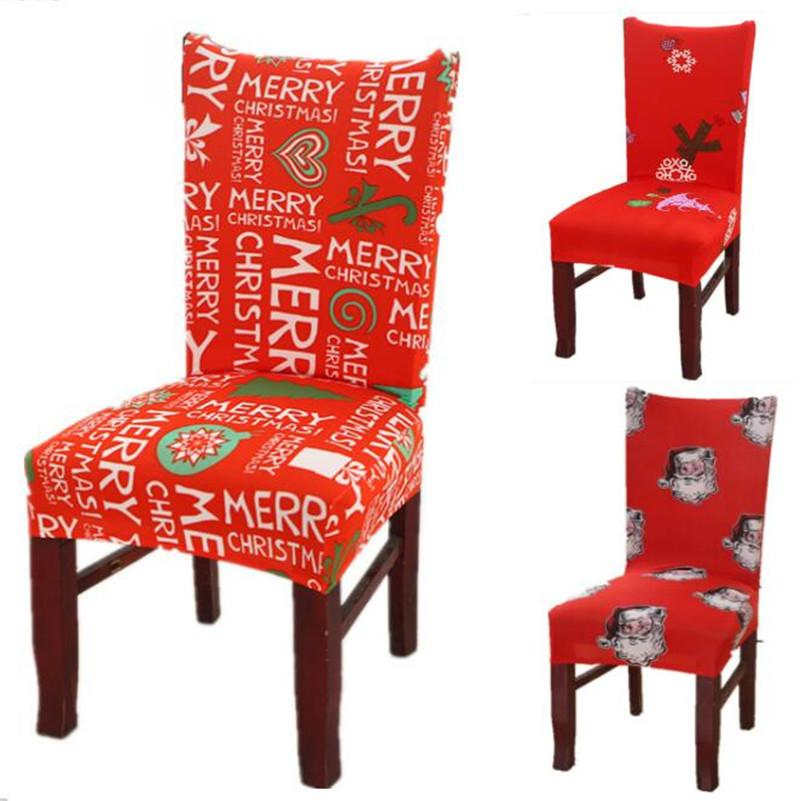 fitted chair covers for cheap wooden legs christmas home dining multifunctional antifouling weddings best pattern