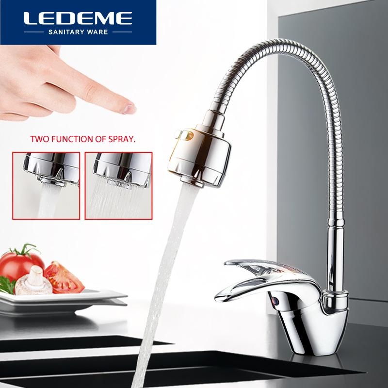 wholesale kitchen faucets american standard country sink 2019 faucet universal tube 3 kinds of water way outlet pipe tap basin plumbing hardware brass l4302 b from liuyanggarden
