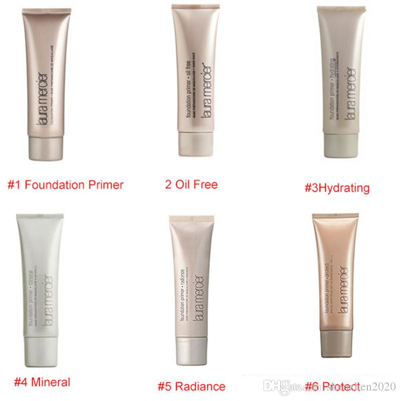Laura Mercier Foundation Primer/Hydrating/ Mineral/ Oil Free Base 50ml 4styles High Quality Face Makeup 6 Styles SPF 30 Base 50ml Face Makeup ...