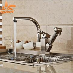 Cheap Kitchen Sink Round Black Table Faucet Hot And Cold Water Mixer Taps High Pressure Pull Washable Mats Best Tile Mosaics