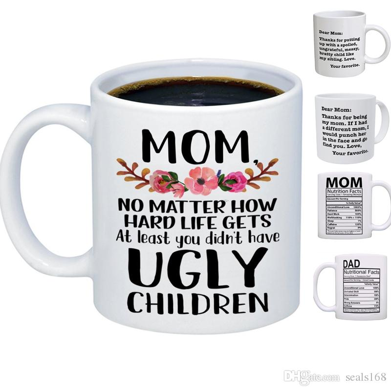 301 400ml funny mother