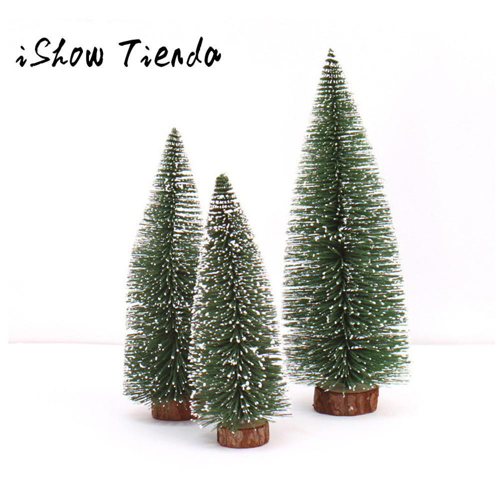 mini christmas tree stick