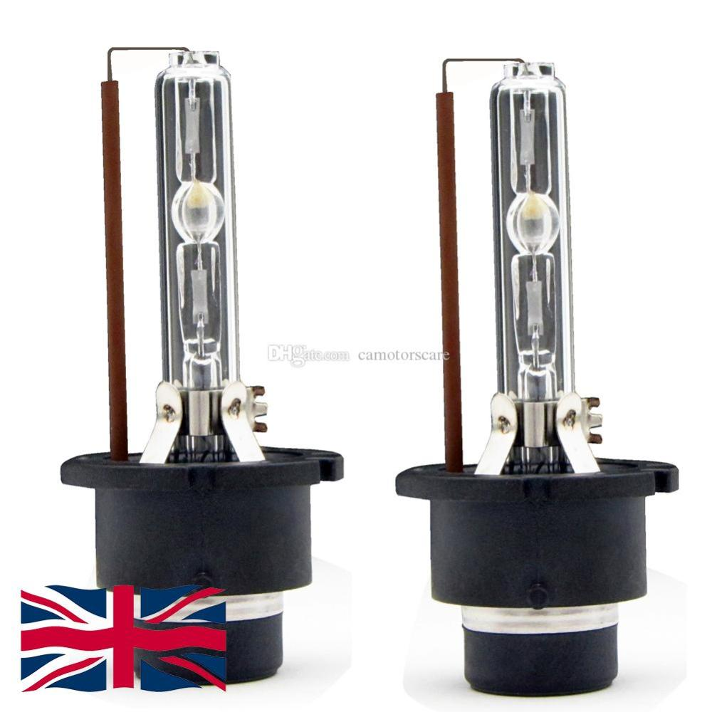 medium resolution of 2019 xenon d4s hid xenon headlight replacement bulbs 35w pack of 2 bulbs m0015 4300 k12000k 6 choices uk stock from camotorscare 17 59 dhgate com