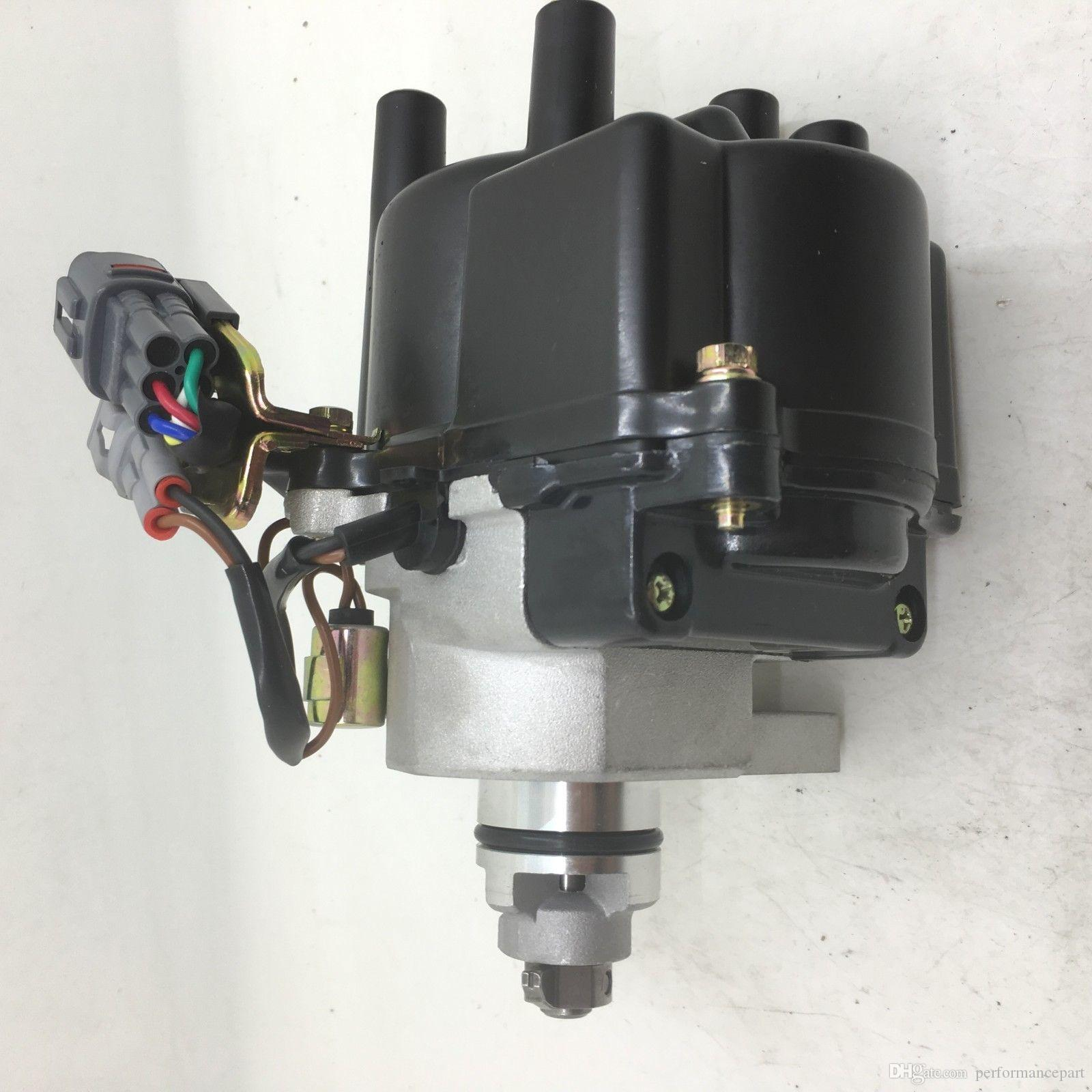 hight resolution of 2019 oem ignition distributor for toyota celica corolla 1990 1993 geo prizm 1 6l 4afe from performancepart 86 43 dhgate com
