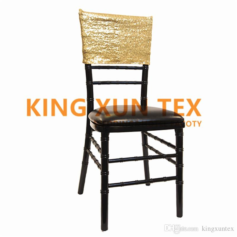 chiavari chairs wholesale leather dining room price sequin chair cap hood cover for wedding banquet decoration slipcover small from kingxuntex