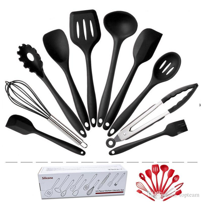kitchen utensil sets 3 light island pendant tools utensils kitchenware set heat resistant cheap for girls best play toys gift