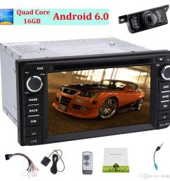 car stereo android6 0 mashmallow in dash headunit for corolla car gps navigation 3d map monitor car dvd player 1080p video play bluetooth in car dvd player  [ 1001 x 1001 Pixel ]
