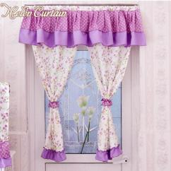 Kitchen Curtains For Sale Countertops Options 2019 Helen Curtain Hot 100 Cotton Short Pastoral Window 90 120 Semi Shade From Miniatur 27 02 Dhgate Com