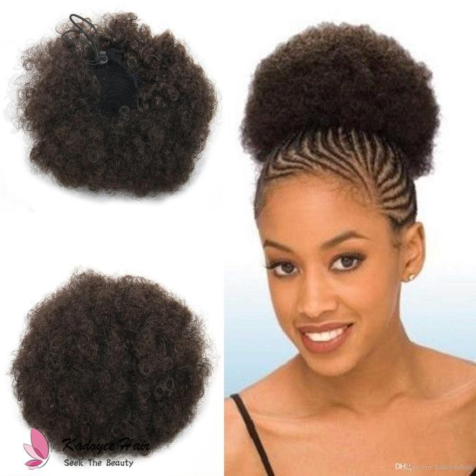 synthetic afro curly hair chignon synthetic hair buns hairpiece fake hair hairpiece fast bun black women south africa usa uk