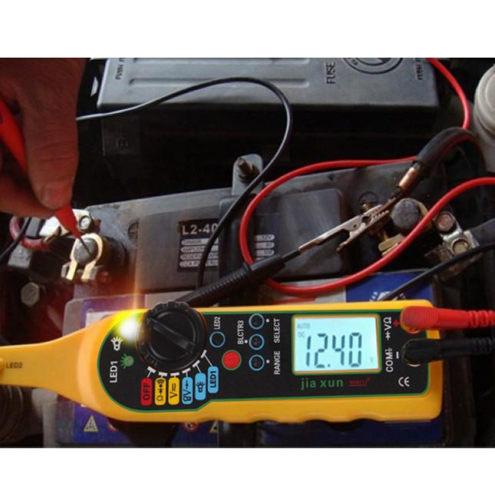 hight resolution of multi function auto circuit tester multimeter lamp car repair auto wiring tester