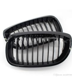2019 car front hood kidney grille grill for bmw e46 318i 320i 323i 325i 328i 2002 2003 2004 2005 2006 auto bonnet grill 2 doors from david2014620  [ 1000 x 1000 Pixel ]