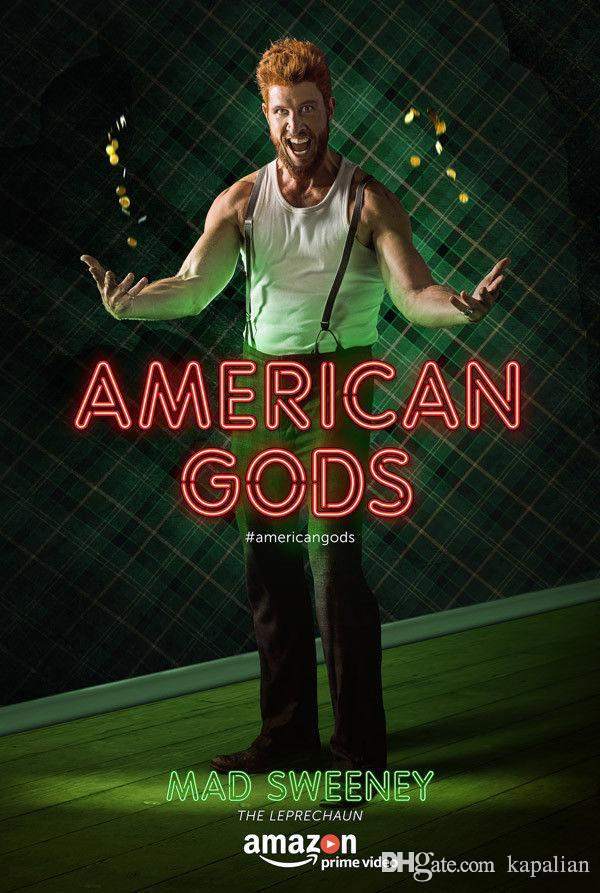 free shipping american gods