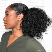 dora 4c kinky curly human hair